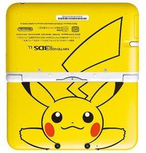 3DS pikachu Noticias Anime United