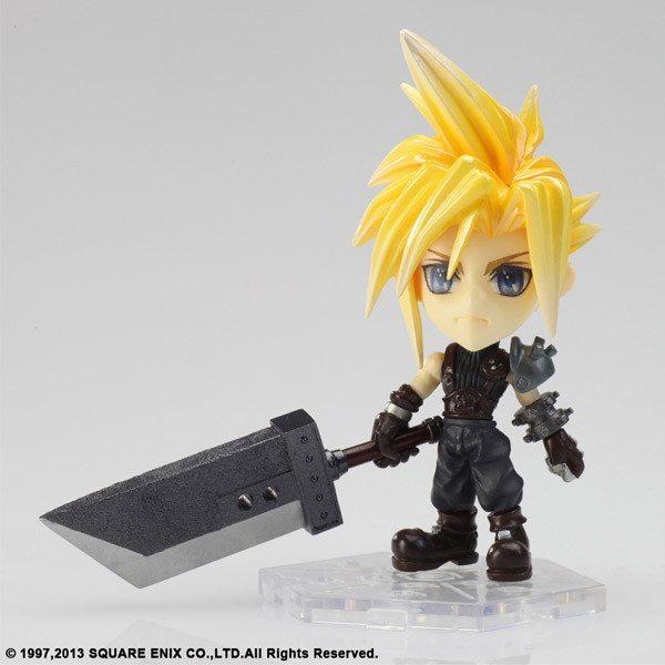 Final Fantasy Cloud 2 Noticias Anime United Play Arts Kai Planeja Figures para Agosto