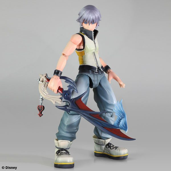 Riku Kingdom Hearts 3d Dream Drop Distance Noticias Anime United