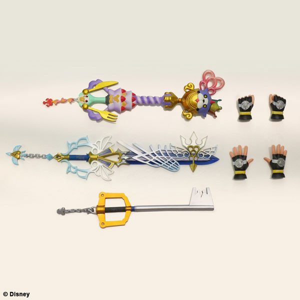 Sora 2 Kingdom Hearts 3d Dream Drop Distance Noticias Anime United Play Arts Kai Planeja Figures para Agosto