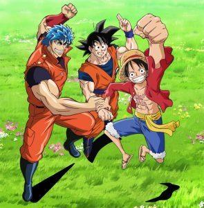 Toriko_x_OP_x_DBZ Noticias Anime United