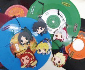Fate Zero pingente chaveiro Noticias Anime United 1