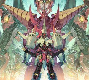 Gurren Lagann 3 300x270 TOP 10 animes de Mecha