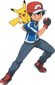 Ash 193x300 Data de estreia do anime Pokémon XY