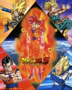 dragonball NAU 239x300 Informações sobre Dragon Ball Z: Battle of Gods