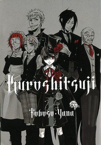 Kuroshitsuji Kuroshitsuji-NAU