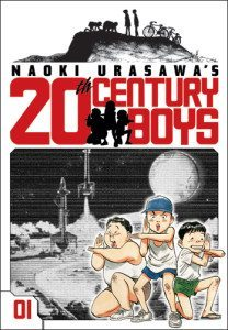 20thCenBoysEng 208x300 20th Century Boys vence o Eisner Awards