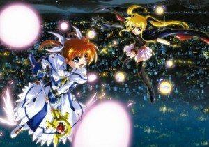Magical Girl Lyrical Nanoha The Movie 300x211 TOP10 Animes Mahou Shoujo
