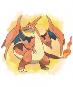 Mega Charizard 250x300 Pokémon X e Y: Bulbasaur, Charmander e Squirtle estão de volta!