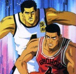 Akagi Uozumi NAU 300x290 TOP Melhores rivais dos animes