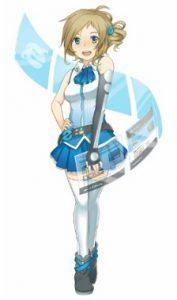Inori aizawa NAU 177x300 Internet Explorer ganha uma mascote Mahou Shoujo