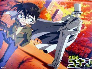 Shinichi Kid NAU 300x225 TOP Melhores rivais dos animes