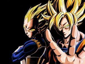 goku vegeta NAU 300x225 TOP Melhores rivais dos animes