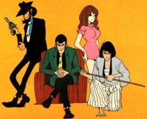 lupin 300x244 TOP 50 animes clássicos