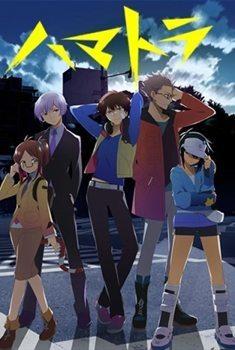 Hamatora1 Animes da Temporada de Inverno 2014