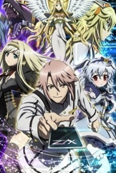 Z X IGNITION Animes da Temporada de Inverno 2014