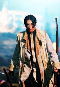 aoshi NAU 208x300 Novas imagens dos live actions de Rurouni Kenshin