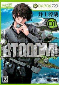 btooom 207x300 Btooom! é o novo título da JBC