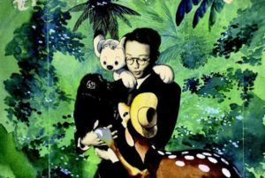 tezuka NAU 300x202 TOP 20 dos Mangaka mais aclamados do Japão