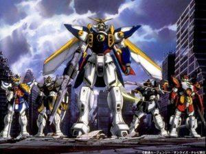 Gundam w NAU 300x225 TOP 50 animes clássicos