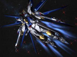 gundam seed destiny strike freedom free 99873 300x225 TOP 10 animes de Mecha
