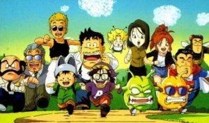 Dr.slump NAU 300x177 TOP 10 animes de Mecha
