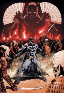 Batman mascara da morte mangá NAU 208x300 Mangá de Batman no Brasil