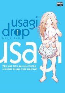 Usagi Drop capaBR 210x300 Capa brasileira de Usagi Drop