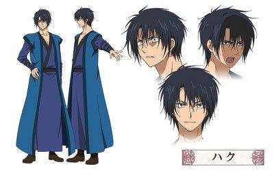 Soon Hak NAU Akatsuki no Yona estreará dia 7 de outubro