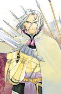 Arslan Senki NAU 195x300 Animes da Temporada de Primavera 2015