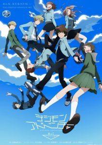 Digimon2 211x300 Animes da Temporada de Primavera 2015
