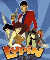 Lupin.III  Animes da Temporada de Primavera 2015