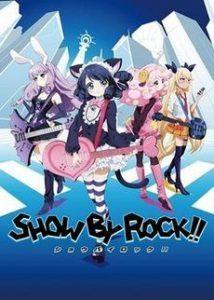 ShowRock 214x300 Animes da Temporada de Primavera 2015