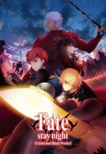 fatestay 207x300 Animes da Temporada de Primavera 2015