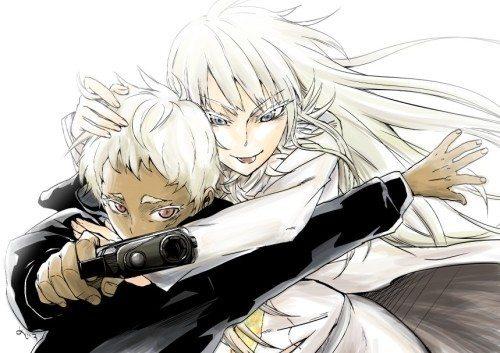 jormngand fanart 500x353 Top 10: Animes de ação com armas?Recomendação?
