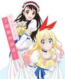 nisekoi Animes da Temporada de Primavera 2015