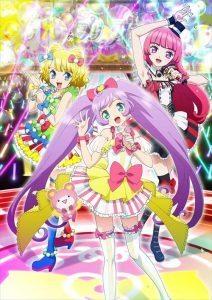 pripara 212x300 Animes da Temporada de Primavera 2015