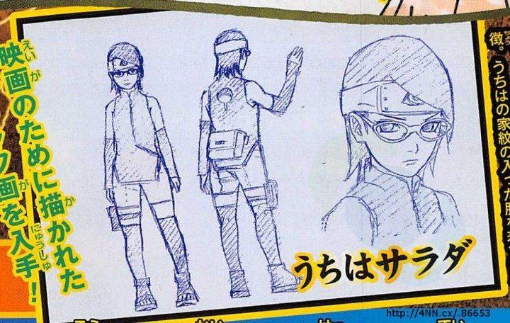 13 Todos os detalhes de Boruto  Naruto the Movie