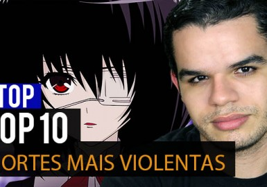 Ntop - TOP 10 Animes com Mortes Mais Violentas