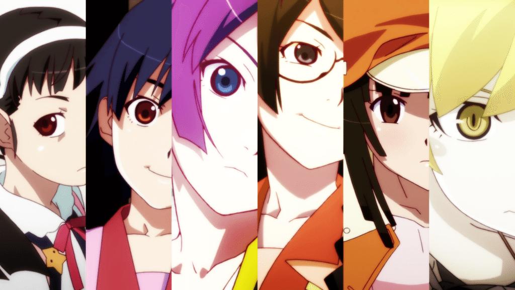monogatari-girls