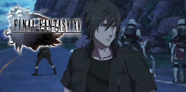 Brotherhood Final Fantasy XV