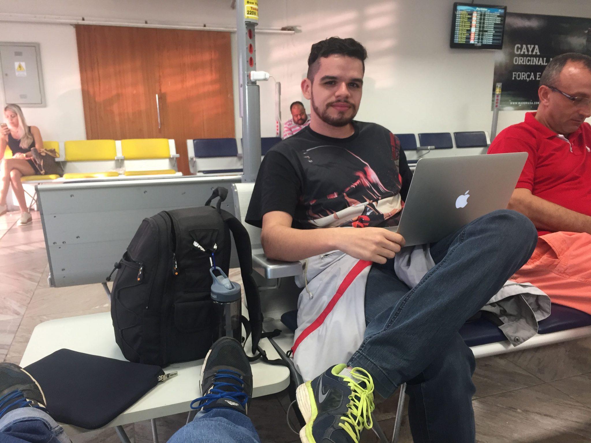 Dalton Silveira Aeroporto VIX