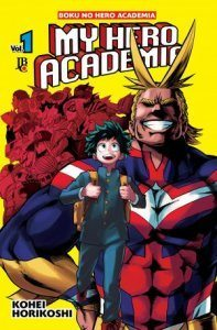 My Hero Academia Volume 01