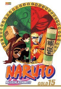 Naruto Gold Volume 15
