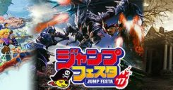Capcom Jump Festa 2017
