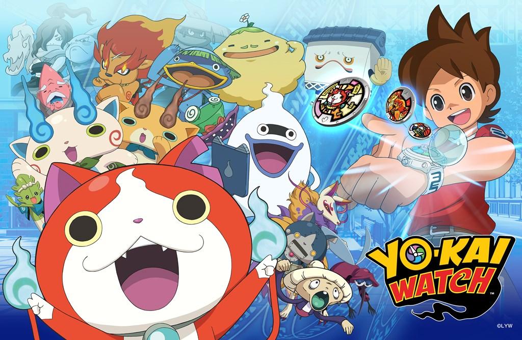[7 Animes Indispensáveis] - Video Games - Era Moderna Parte 3[Final] Yo-Kai-Watch
