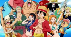 One Piece / Chapeus de Palha, Luffy