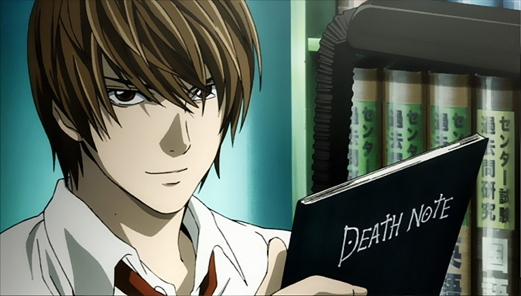 Death Note / Shinigami / Light Yagami/ Raito