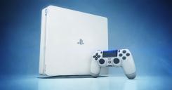 PS4 Slim Branco