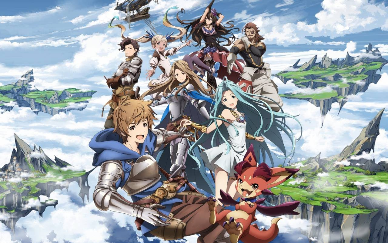 Granblue Fantasy the Animation Season 2 Anime' Revela visual, artista de tema final